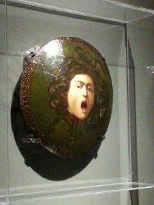 Medusa Murtola - Mostra Caravaggio