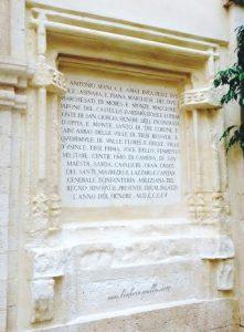 Palazzo Ducale sede del Comune di Sassari