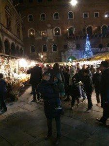 Noi al Mercatino di Natale di Verona