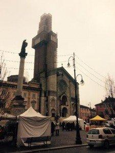 Piazza Duomo Piacenza