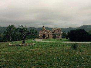 chiesa Madonna di Zuradili Marrubiu