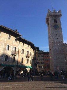 Piazza Duomo a Trento 2