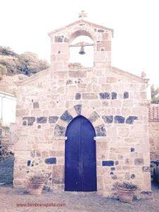 chiesa bizantina Santa Croce Ittireddu