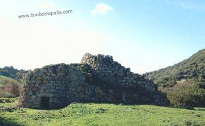 nuraghe Funtana a Ittireddu archeologia
