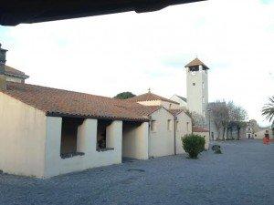 Le tre chiese di Noragugume