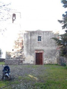Chiesa di San Leonardo a Dualchi (NU)