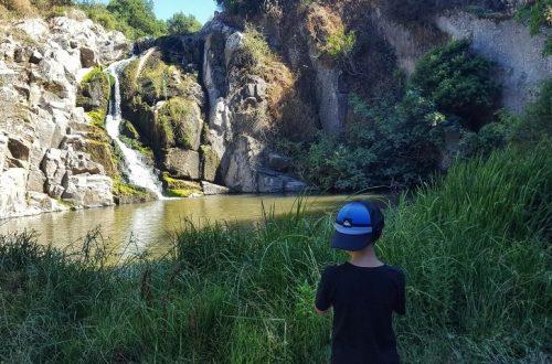 Cascata di Triulintas Sardegna da scoprire