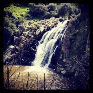 Cascate itinerario in Anglona