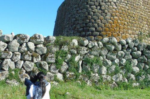 Nuraghe Losa Sardegna archeologia