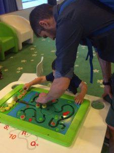 viaggiare in nave con bambini su Tirrenia