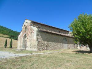 Pieve di San Zaccaria.