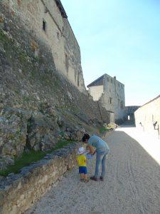 Visita a Castel Beseno.