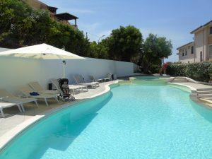La piscina del PH Hotel.