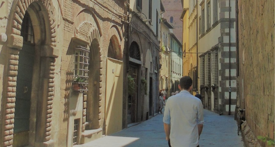 Lucca itinerario di un giorno
