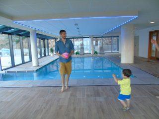 piscina Hotel Monte Bondone