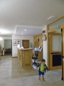 hall Hotel Monte Bondone