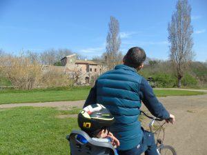 Parco dell'Appia Antica in bici