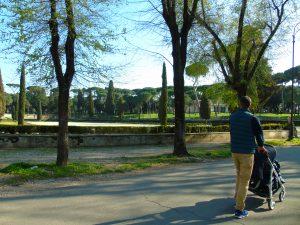 Roma con Bambini Villa Borghese