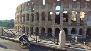 Roma con Bambini Colosseo