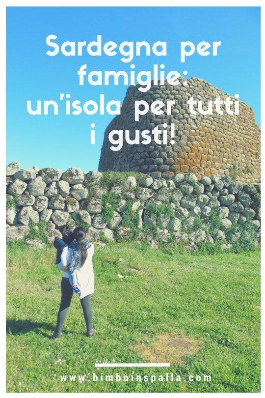 Sardegna in famiglia vacanze e esperienze