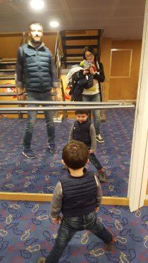 viaggiare in nave con i bambini