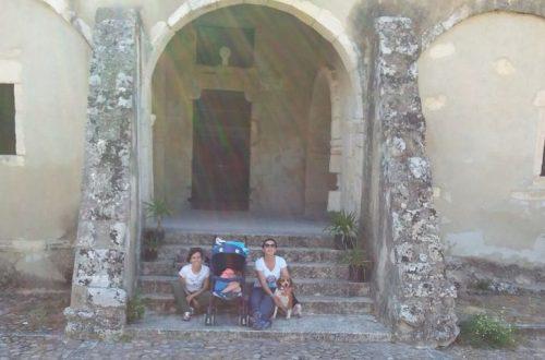 Santuario di San Lussorio in Sardegna