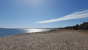 spiaggia Torregrande a Oristano