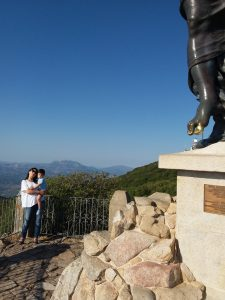 Monte Ortobene Redentore