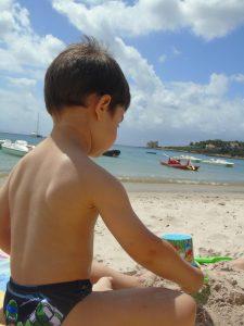 Spiaggia Lazzaretto Alghero