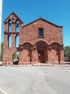 chiesa medievale di San Pietro di Zuri a Ghilarza