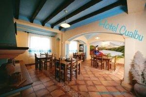 Hotel Cualbu a Fonni per vacanze in famiglia.