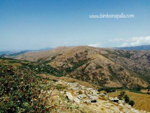Monte Spada e altre cose da vedere nel paese di Fonni.