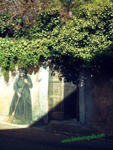 estate a Fonni, il paese dei murales.