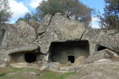 Necropoli di Ludurru a Buddusò