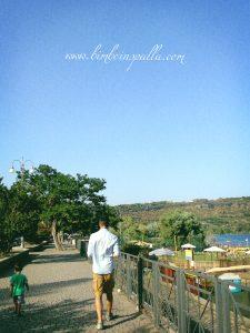 Lago Albano e Castel Gandolfo