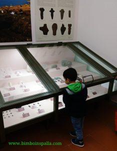Giganti Mont'e Prama Museo di Cabras