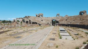 anfiteatro romano a Santa Maria Capua Vetere