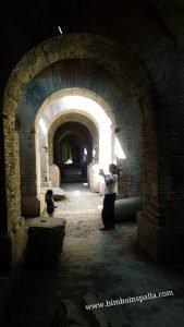 anfiteatro romano Capua Antica