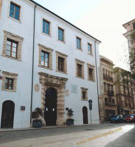 Itinerario centro storico di Sassari.