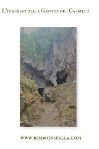 Grotta del Carmelo Monumenti Aperti Ozieri