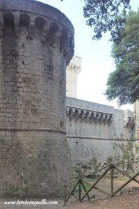 Castello medievale di Sarteano