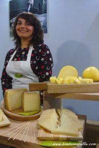 Cabigliera Zidda Formaggi al blog tour di Ozieri