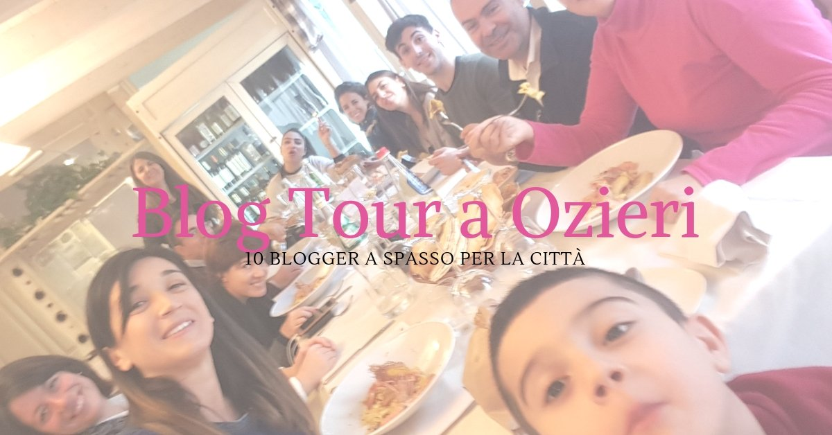 blog tour a Ozieri post