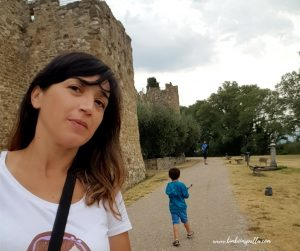 Isola Polvese nel Lago Trasimeno in Umbria