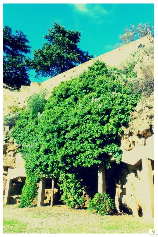 Grotta San Michele itinerario per scoprire Ozieri Sardegna