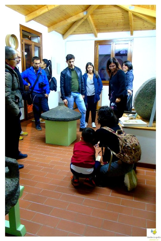 Museo del Molino Galleu itinerario per Ozieri