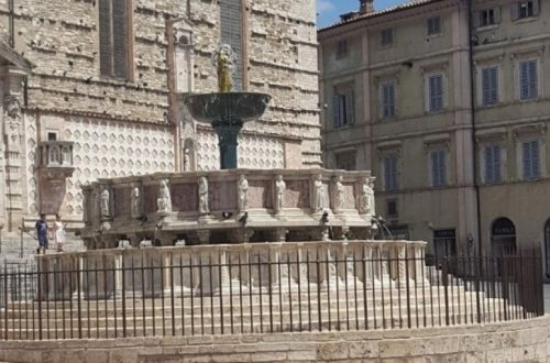 Perugia vacanze con bambini in Umbria