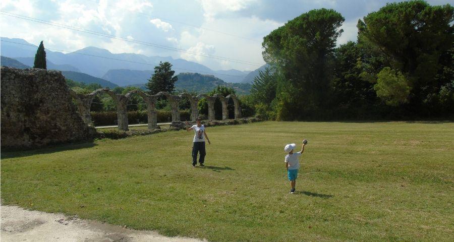 San Vincenzo al Volturno vacanze in Molise