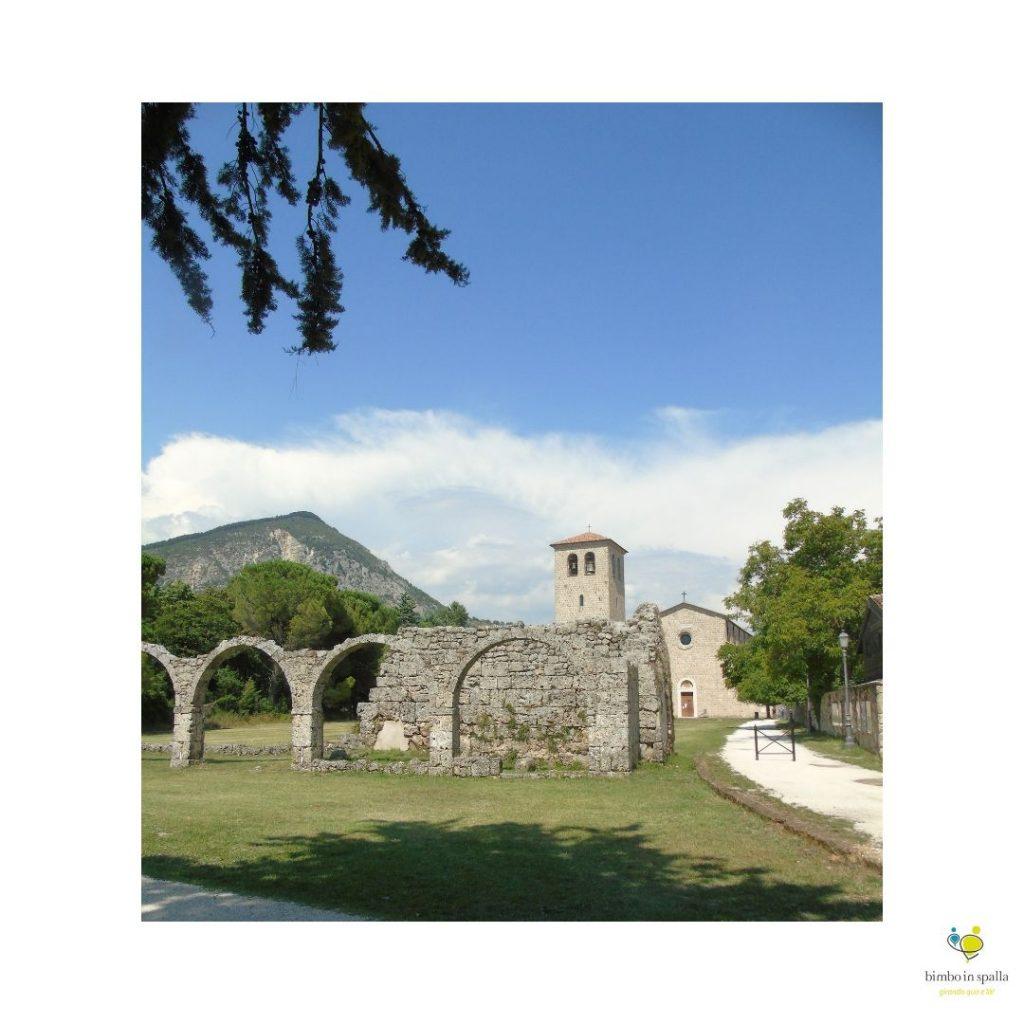 San Vincenzo al Volturno in Molise