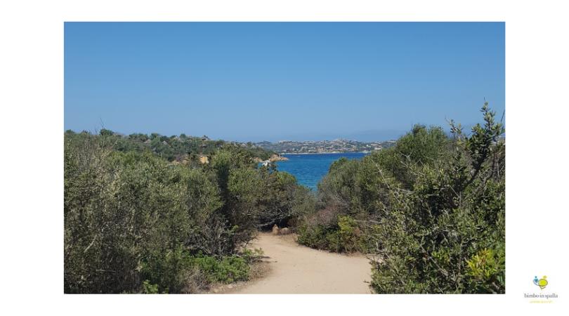 Cala Garibaldi spiagge di Caprera